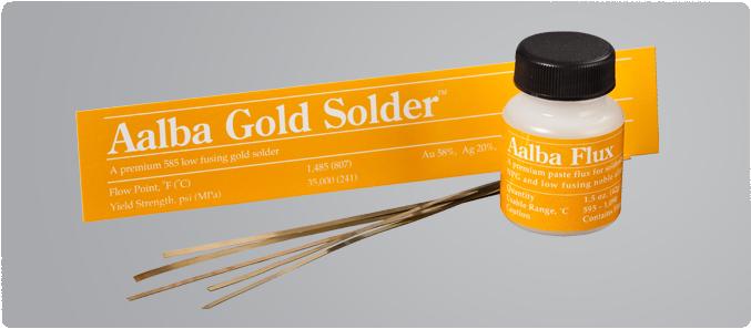 Gold Solder