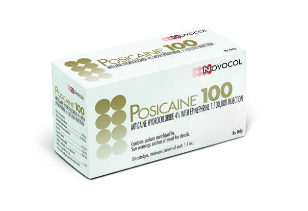 Posicaine® 100
