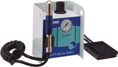 Air Box 340 - Turbine control